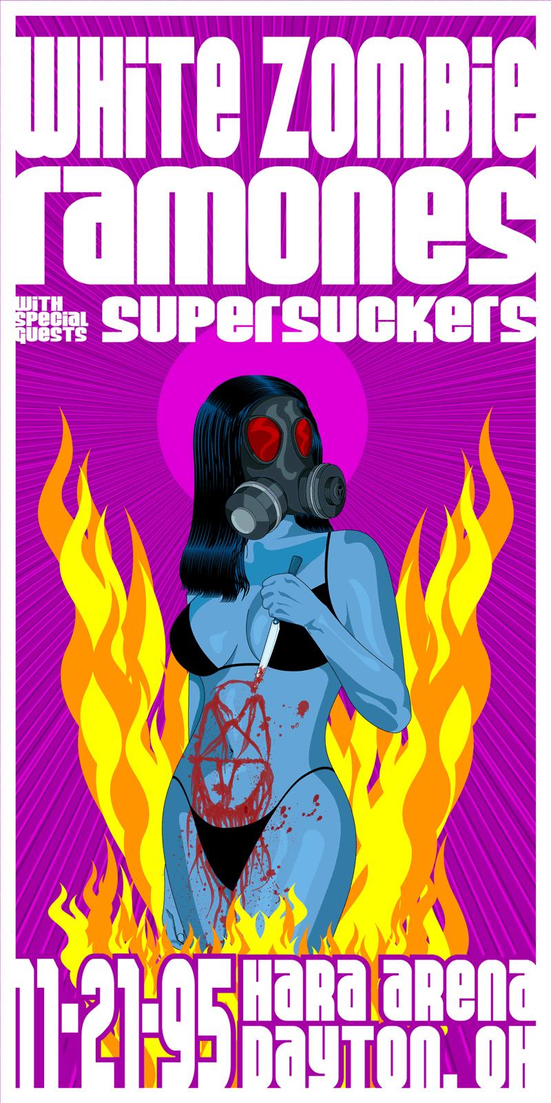 Ok, PANIC!: Rock Posters