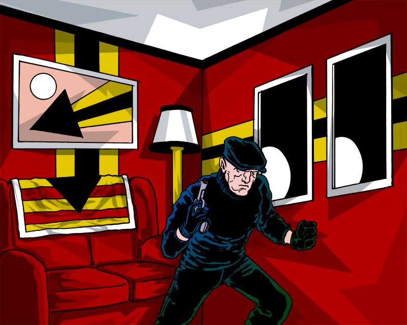 Ok, PANIC!: Funny Superheroes