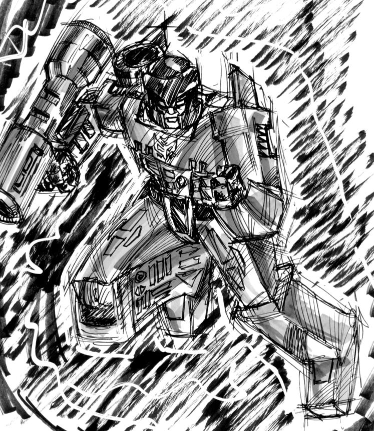 Ok, PANIC!: Transformers