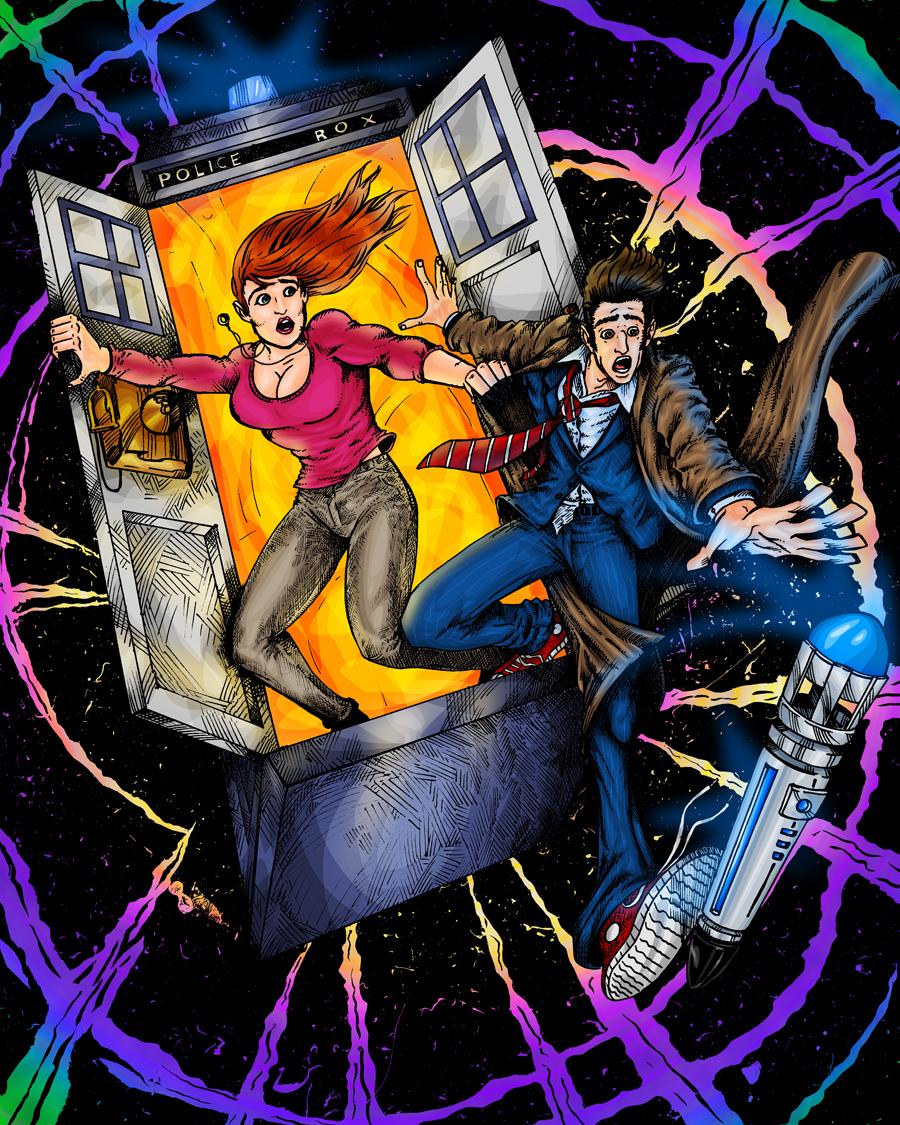 Ok, PANIC!: Doctor Who