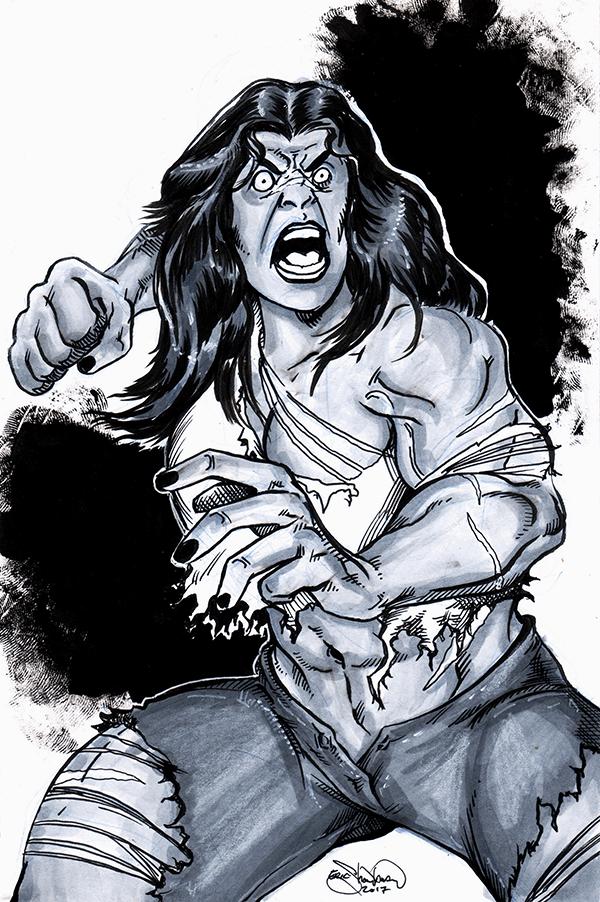 709. She-Hulk