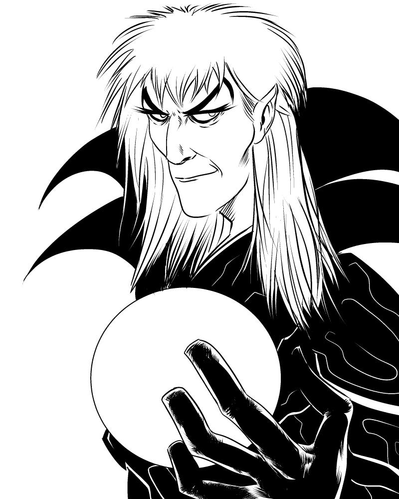 1441. Jareth the Goblin King
