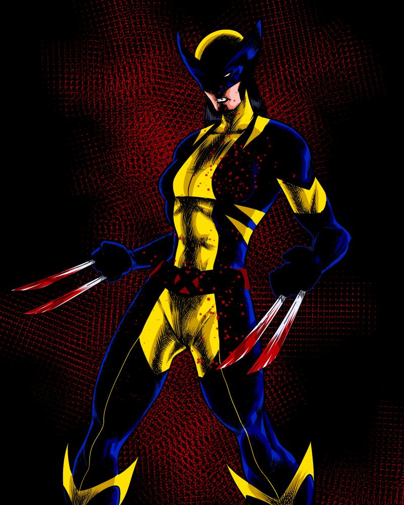 1442. Wolverine