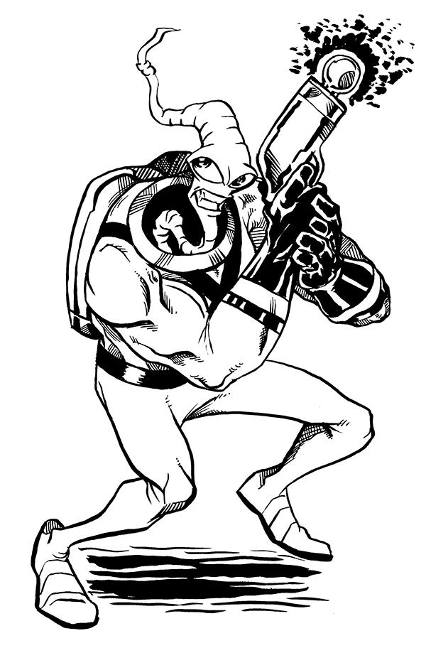 713. Earthworm Jim