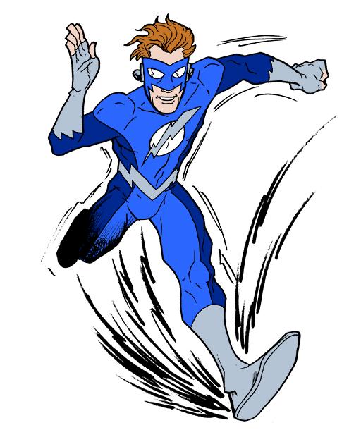 355. Kid Flash