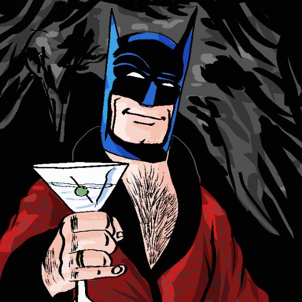 721. Lounge Batman