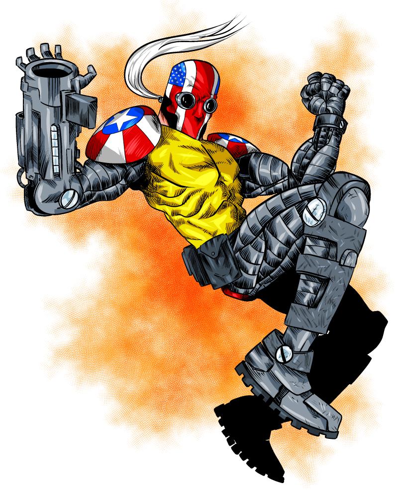 1451. SuperPatriot