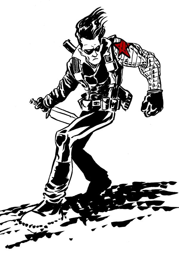 1088. Winter Soldier