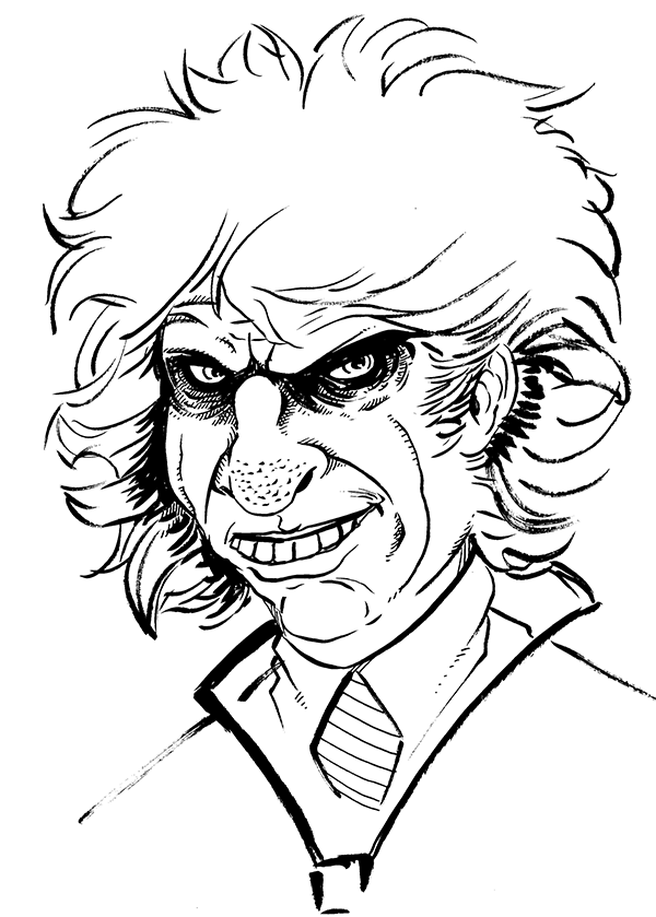 1089. Morgus the Magnificent