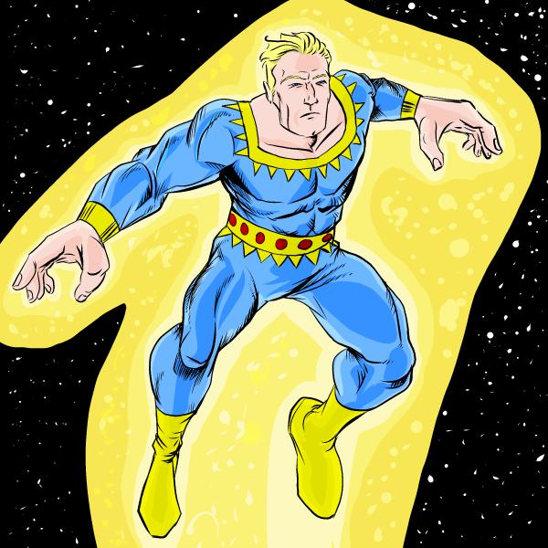 725. Stardust, The Super Wizard