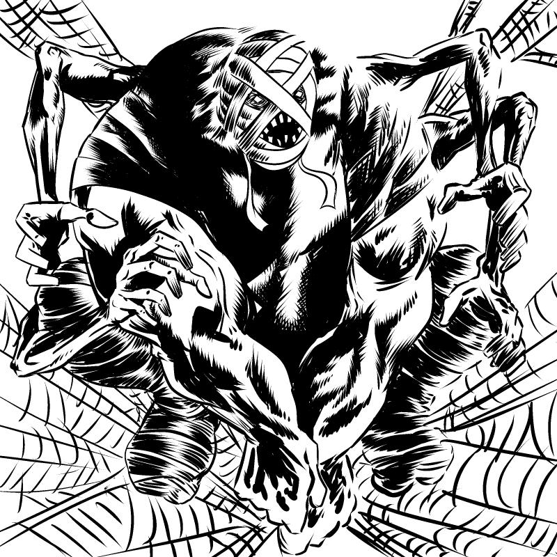 1456. Arachnid