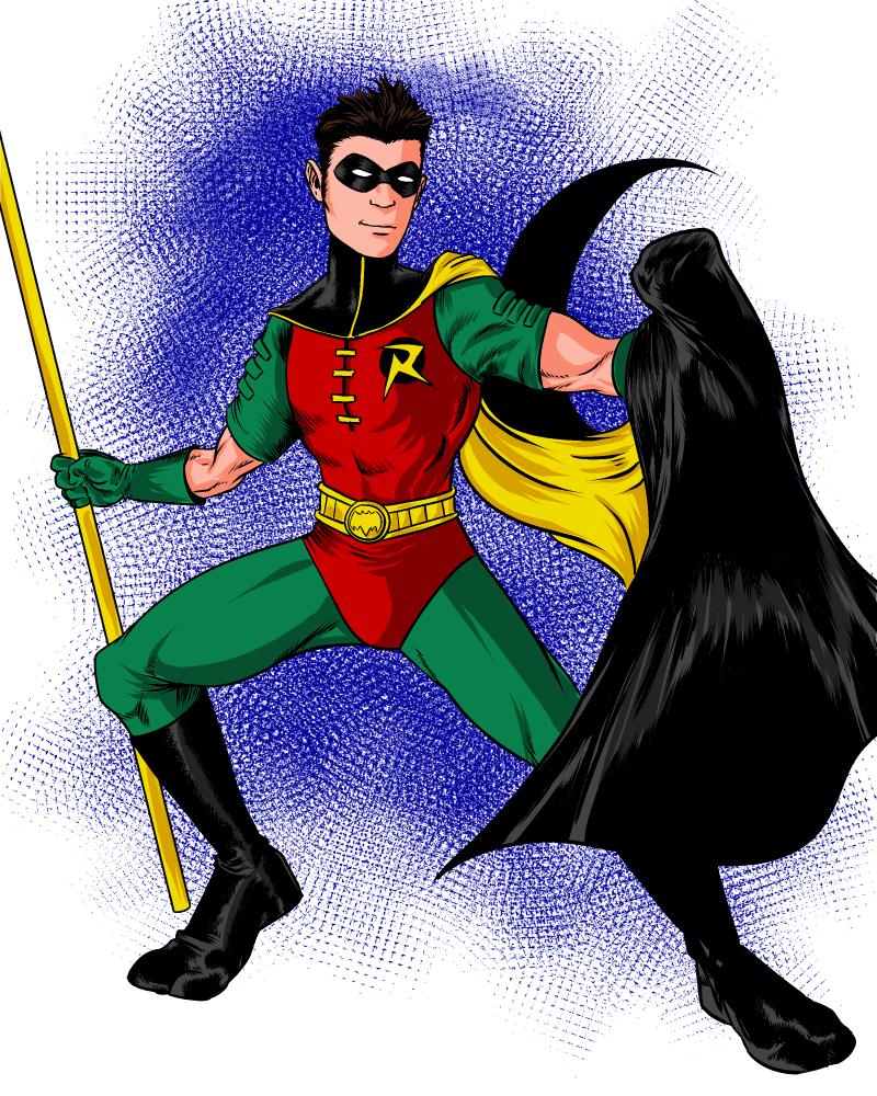 1457. Robin