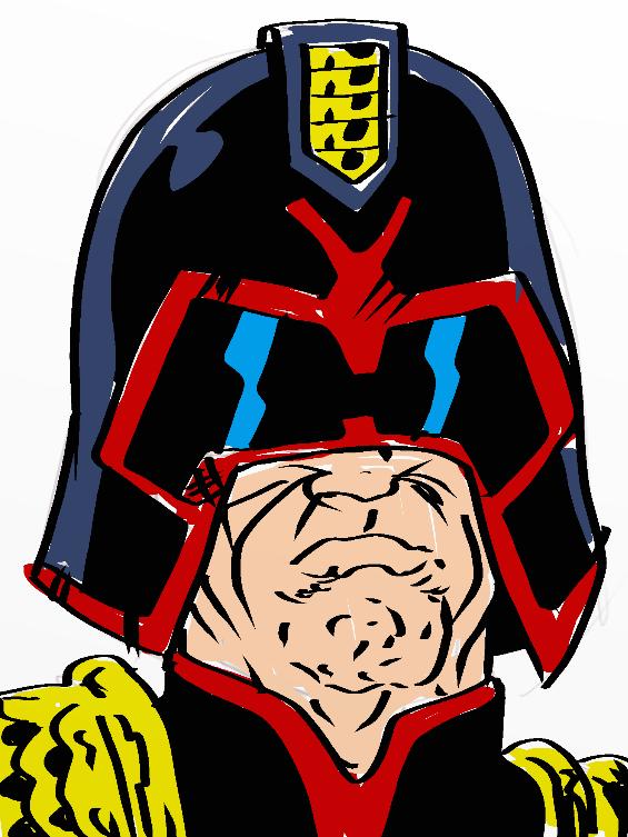 362. Judge Dredd