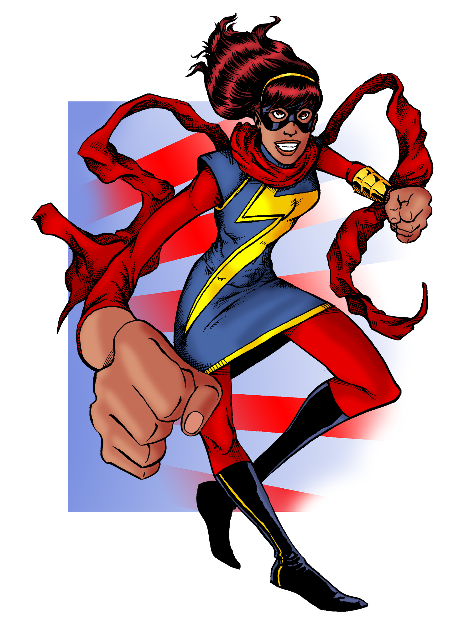 730. Ms. Marvel