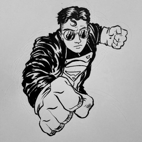 736. Superboy