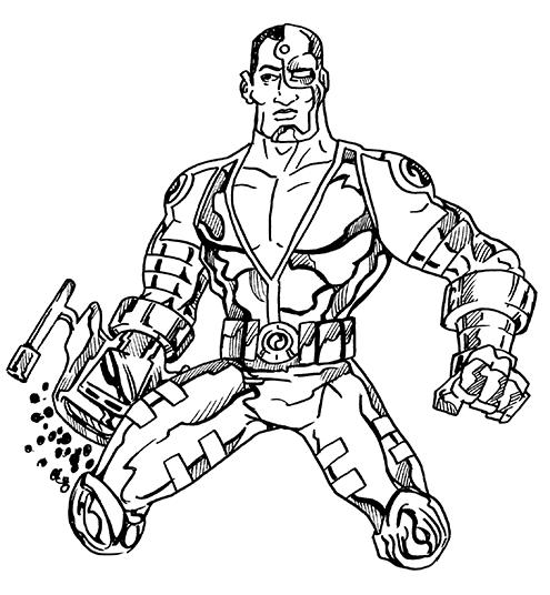 373. Cyborg