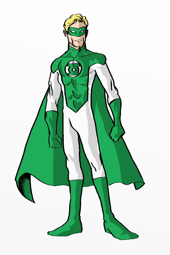 373. Green Lantern