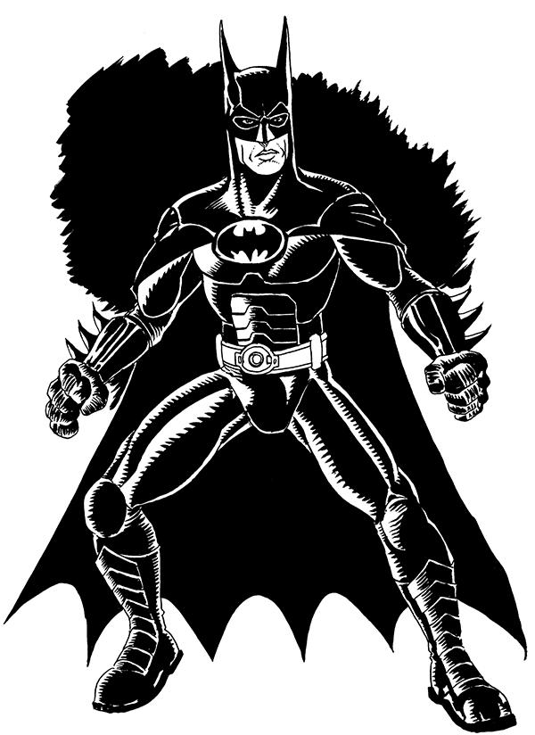 1104. Batman