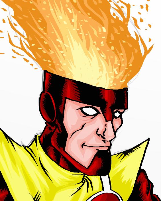 381. Firestorm
