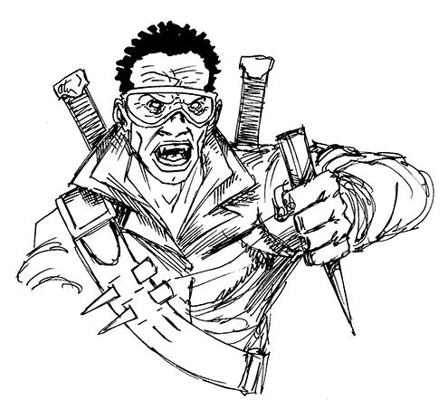 382. Blade