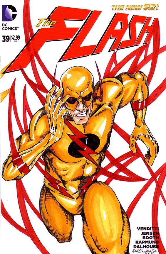 033 – Reverse Flash