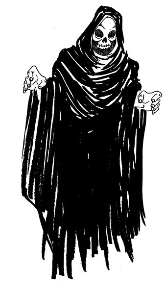 35. Black Phantom
