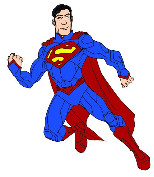 402. New 52 Superman