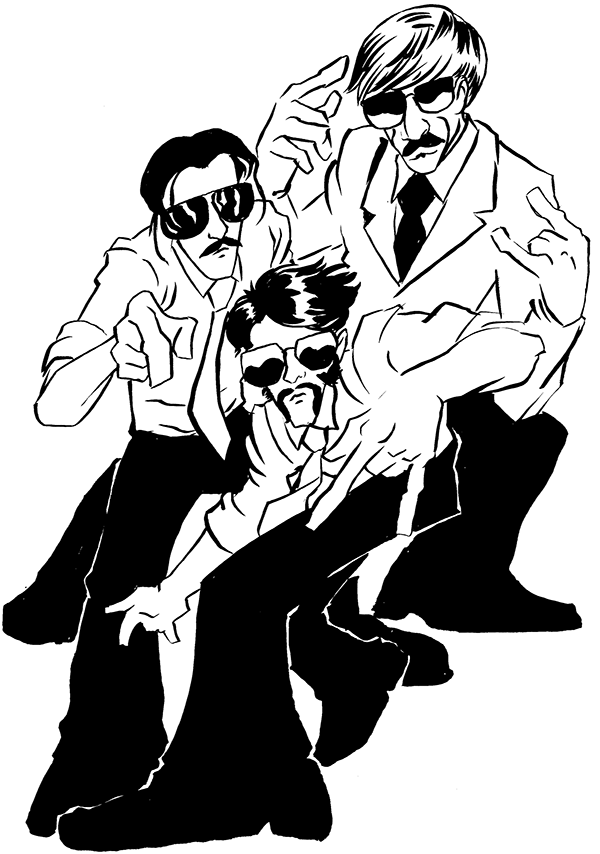 1136. Beastie Boys
