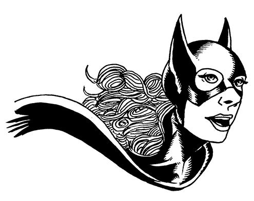 45. Batgirl