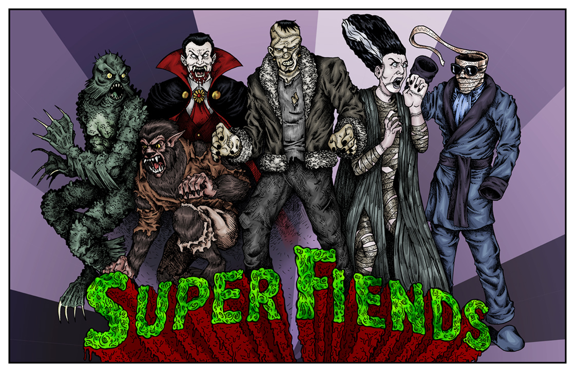 50. Super Fiends
