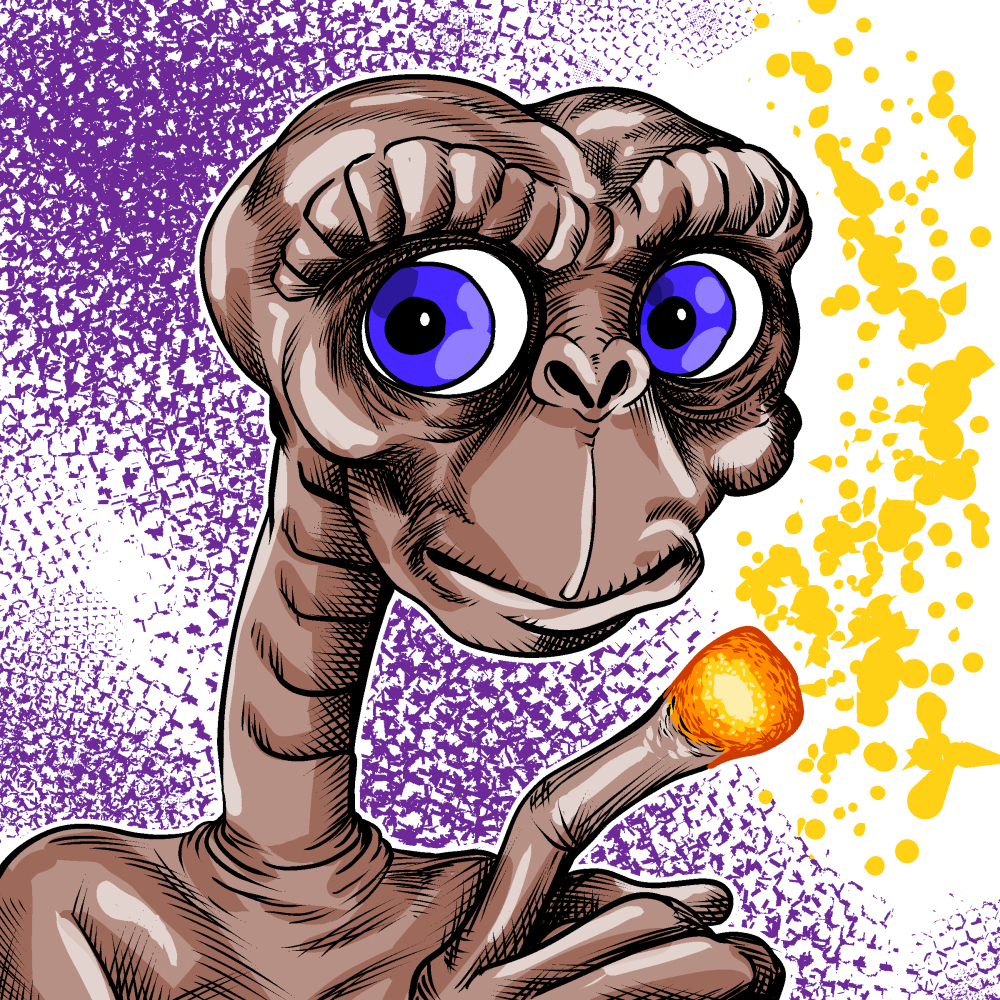 23. E.T. the Extraterrestrial