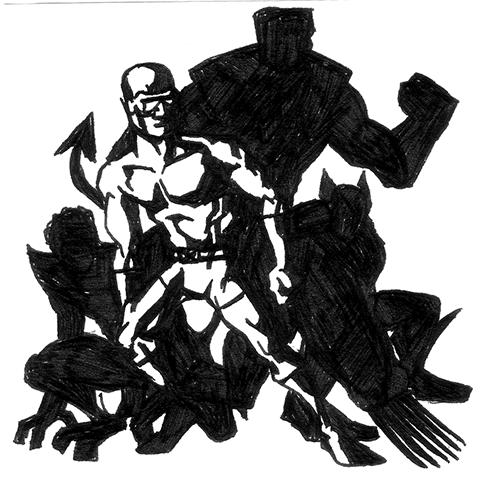56. Classic X-Men
