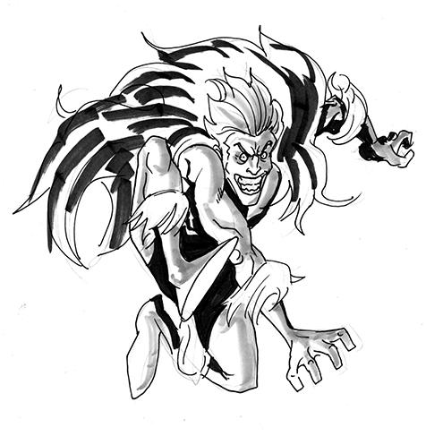 421. The Creeper