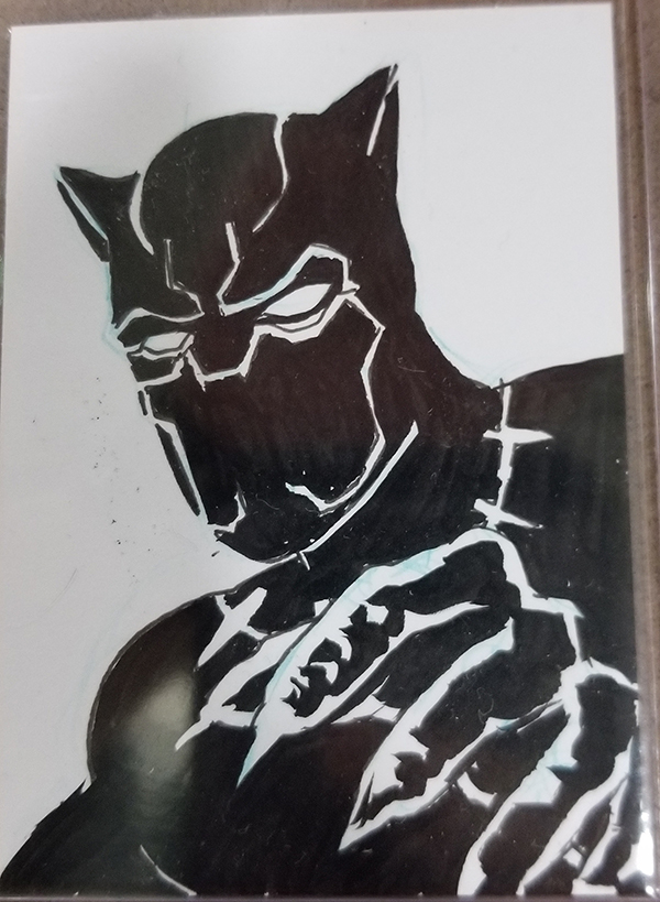 1153. Black Panther