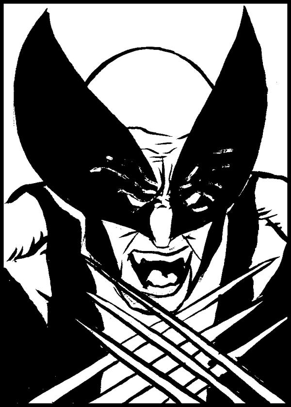 790. Wolverine