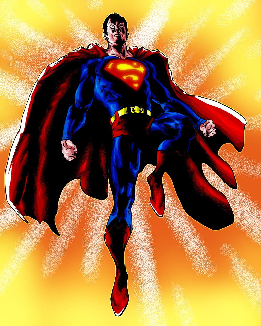 Staz' Superman