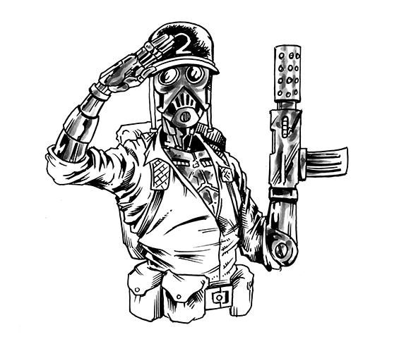 065 – G.I. Robot