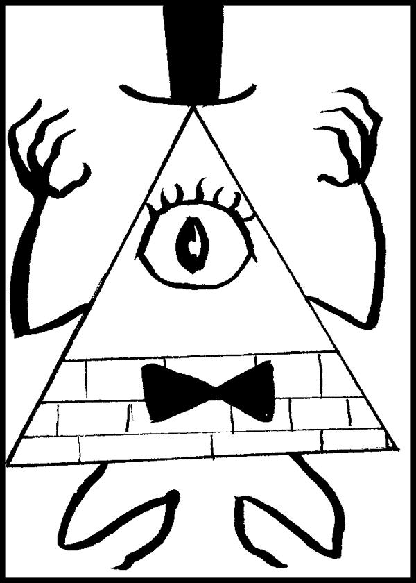 804. Bill Cipher