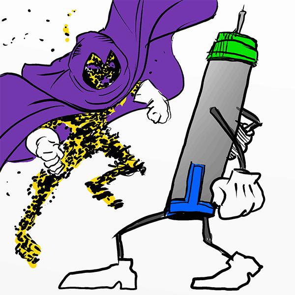 1169. Swarm vs. Dr. Epi