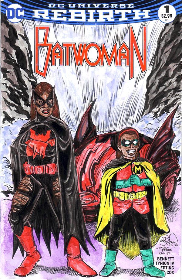 809a. Batwoman