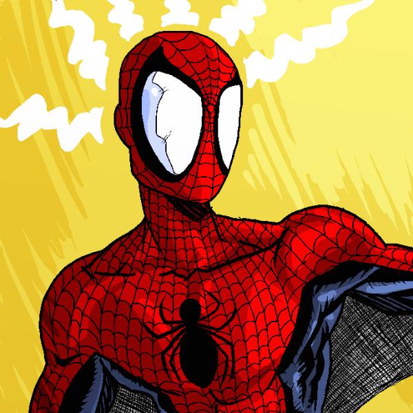 1180a. Spider-Man
