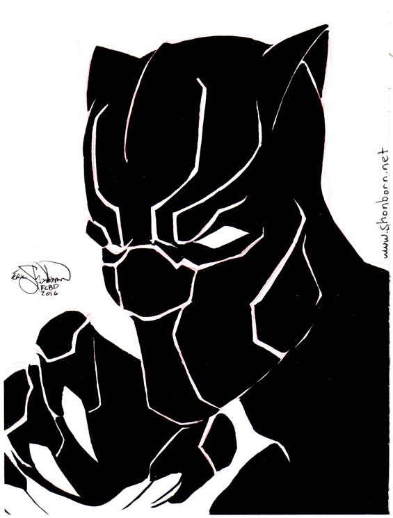 451. Black Panther