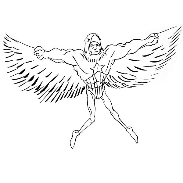 1181. War Eagle