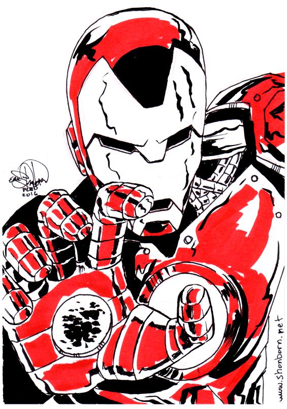 452. Iron Man