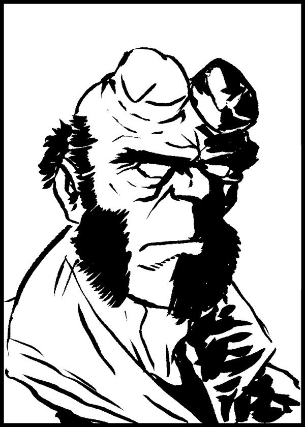 817. Hellboy