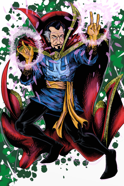 087. Doctor Strange