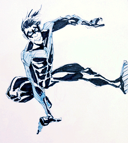 453. Nightwing