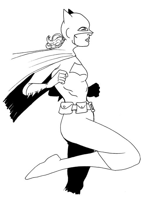 454. Batgirl