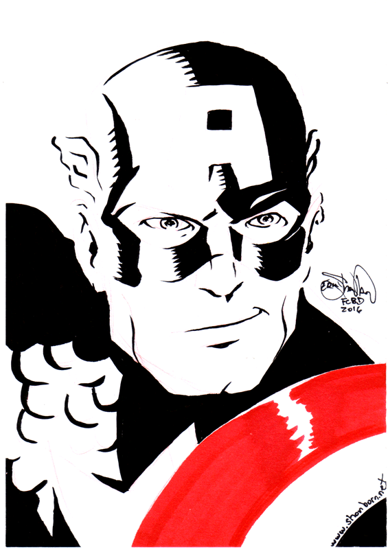 456. Captain America