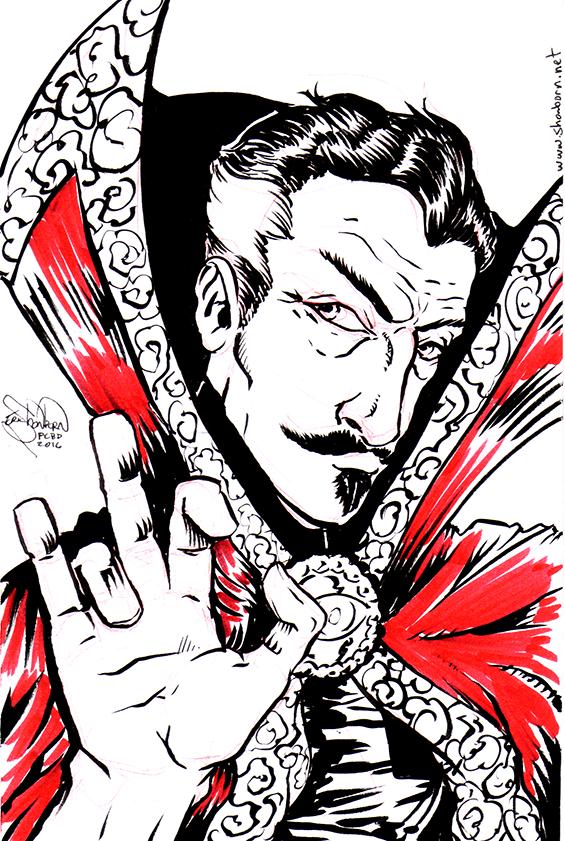 457b. Doctor Strange